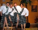 Theme party St Patricks Day